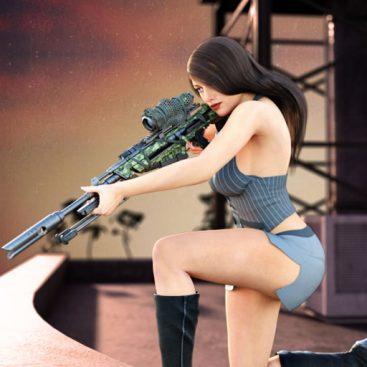 Sniper Assassin Terminator